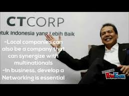 biografi chairul tanjung in english chairul tanjung entrepreneurship youtube