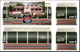 Green Light Diner Za3 Collectibles Greenlight Motor World 5 Pack Roadside Diner Gm