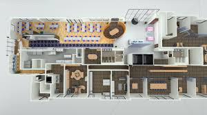 space planning layouts d3de a birds eye view of the clients office space