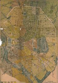 Madrid Map Madrid Map Of 1902 Full Size