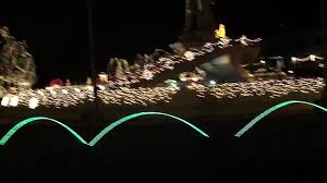 christmas lights in missouri christmas lights from carthage missouri youtube