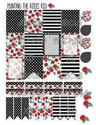 erin condren black friday sale erin condren floral with black u0026 white themed by aliciamichellexo