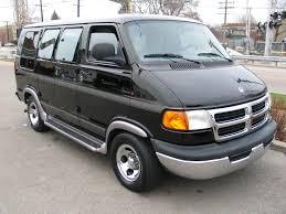 Dodge Ram Van - 1999 dodge ram conversion van black youtube