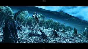 lord of the rings the two towers treebeard rage