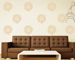 flower wall decals small decal pattern flower great for zoom