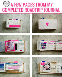 printable vacation journal pages vol 25 my road trip journal printable pages listed