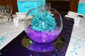 peacock wedding theme purple and teal wedding razzle dazzle wedding and party