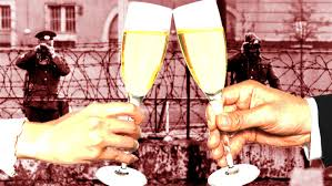 the cocktail party that raised the berlin wall