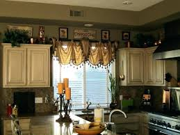 kitchen window valances ideas valances for kitchen windows bay window valance kitchen bay window