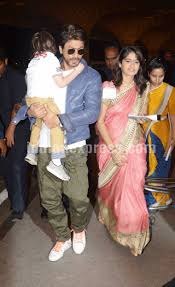 Srk House by Shah Rukh Khan Protecting His Son Abram From Cameras Will Win Your