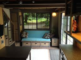 Tiny Home Interior Japanese Style Tiny House By Oregon Cottage Company 8 Your Own Tea