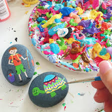 Painted Rocks For Garden by Painting Rocks Best Supplies For Painting And Decorating Rocks