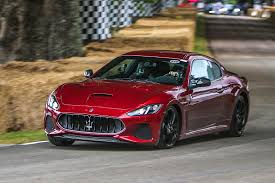 maserati granturismo engine updated maserati granturismo and grancabrio run at goodwood autocar