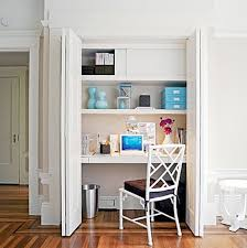 Home Office Design Ideas For Small Spaces Home Design - Small home office space design ideas