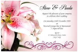 prepare indian wedding invitation card online free infoinvitation co
