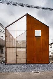 Modern Architecture House 214 Best Materials Corten Steel Images On Pinterest Corten