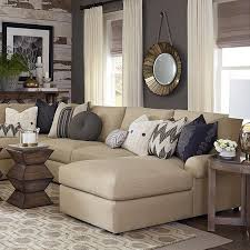 Beige Couch Living Room | how to layer texture into a space layering group and spaces