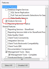 install analysis services in tabular mode