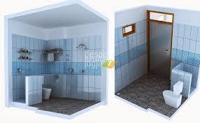 desain kamar mandi pedesaan desain arsitek jogja studio desain arsitek interior dan