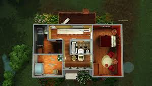 20x20 master bedroom floor plan mod the sims classic family home no cc 3bed 2bath