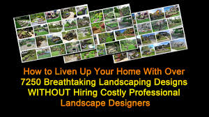 Front Of House Landscaping by Landscaping Ideas For Front Of House Diy Landscape Design Youtube