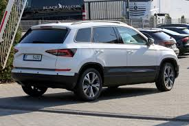 new skoda karoq exclusive images and spy shots pictures skoda
