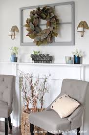 Farmhouse Sitting Room - spring home tour 2017 welcome friends town u0026 country living