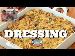 thanksgiving cornbread sausage and cranberry dressing how to