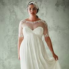 wedding dress on a budget the best place to snag a gorgeous plus size wedding dress on a