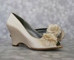wedding shoes wedges wedge shoes weddbook