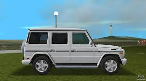 mercedes g500 pickup mercedes benz g500 w463 2008 for gta vice city