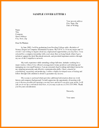 Cover Letter Addressee Unknown Setting Up A Cover Letter Gallery Cover Letter Ideas