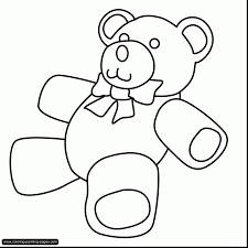 stunning valentines day coloring pages with teddy bear coloring
