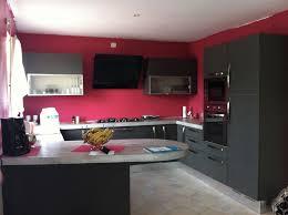 cuisine mur noir cuisine noir et fabulous stickers sticker frigo xcm fond gris