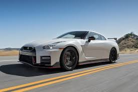 Best R by Nissan Gt R Nismo 11th Place 2017 Motor Trend Best Driver U0027s Car
