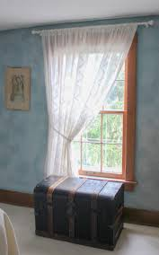 3 Panel Window Curtains How To Style One Drapery Panel Six Ways Goodwill Industries Of