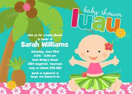 how to create luau birthday invitations amazing invitations cards
