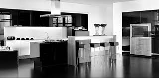 Black And White Kitchens Ideas Photos Inspirations by Black And White Kitchen Modern Design Normabudden Com