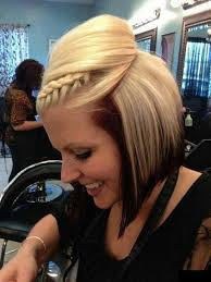 pics of blondes with dark hair underneath 10 short blonde hair ideas best short haircuts popular haircuts