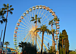 Nice by Ferris Wheel Nice France The Talking Suitcase