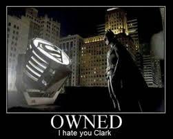 Superman Better Than Batman Memes - superman vs batman guess clark was ahead of us on this one