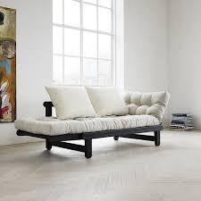 canapé qualité canapé lit beat convertible en lit ou en méridienne nordic design