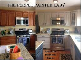 pictures of painted kitchen cabinets before and after professional spray painting kitchen cabinets frequent flyer miles