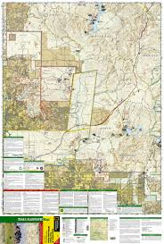 Mesa Az Zip Code Map by Superstition And Four Peaks Wilderness Areas Tonto National