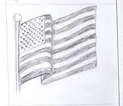 How To Fold Us Flag Waving American Flag Art Class Ideas
