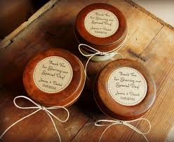 wedding candle favors wedding favors handmade co