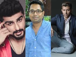 curriculum vitae format journalist shooting images of bahubali rajkumar gupta signs up hrithik roshan and arjun kapoor for his