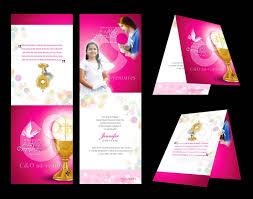 1st Holy Communion Invitation Cards C U0026 O Ad Ventures September 2014