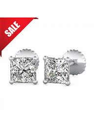 diamond stud earrings sale clearance 90210 jewelry
