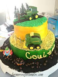 easy dump truck cake costco sheet cake half donut hole boulders